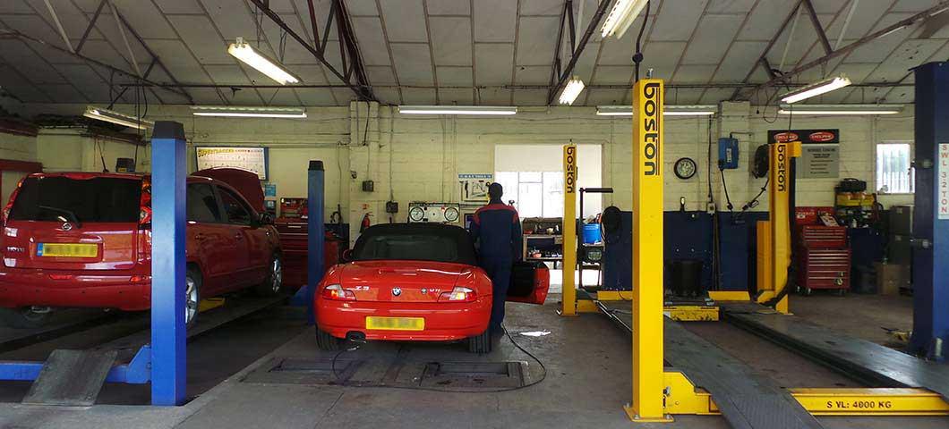 melksham garage