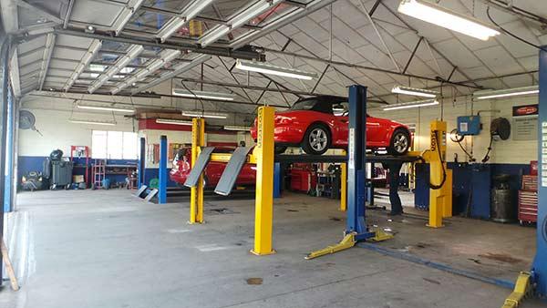 Exhaust centre Melksham garage